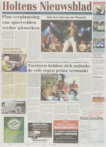 Holtens Nieuwsblad 2005-09-15