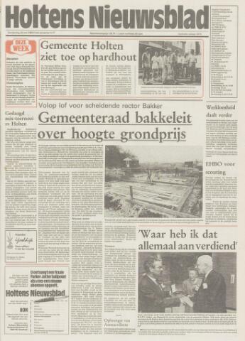 Holtens Nieuwsblad 1989-05-25