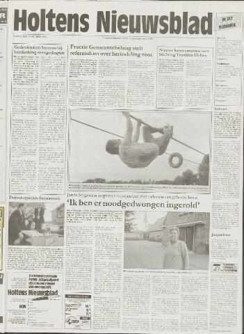 Holtens Nieuwsblad 1998-10-22