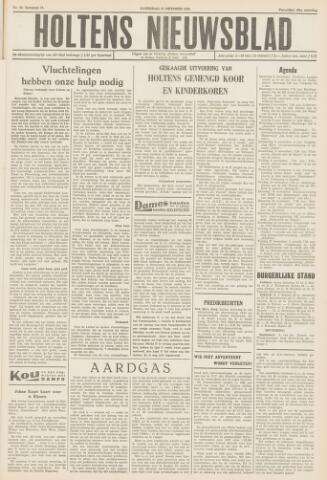 Holtens Nieuwsblad 1959-10-31