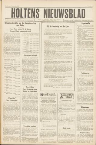Holtens Nieuwsblad 1964-12-31
