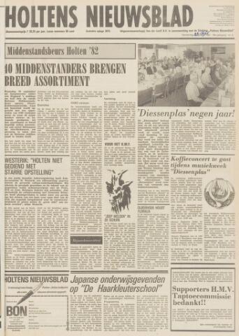 Holtens Nieuwsblad 1982-09-23