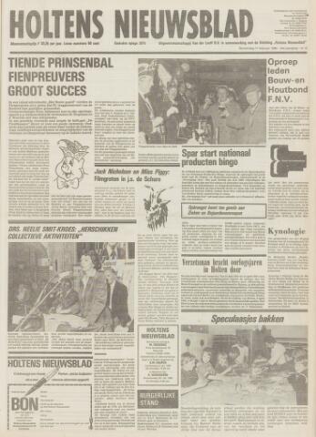 Holtens Nieuwsblad 1982-02-11