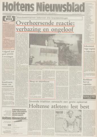 Holtens Nieuwsblad 1991-08-08