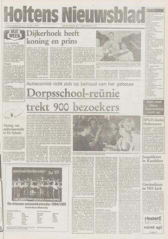 Holtens Nieuwsblad 1994-06-23