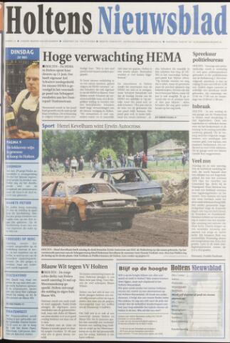 Holtens Nieuwsblad 2008-05-20