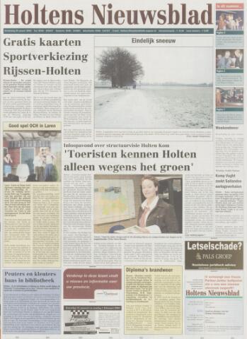 Holtens Nieuwsblad 2004-01-29