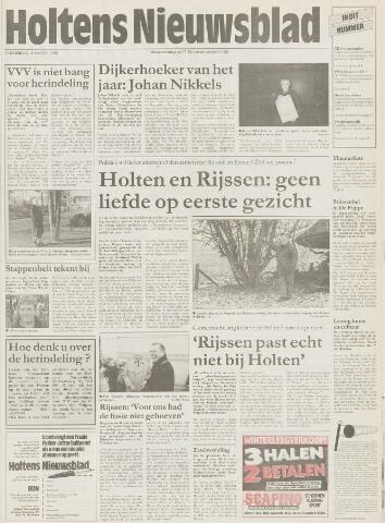 Holtens Nieuwsblad 1997-01-16