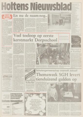 Holtens Nieuwsblad 1988-12-29