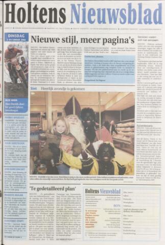 Holtens Nieuwsblad 2006-12-05