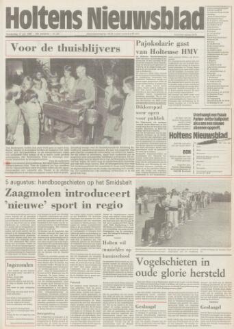 Holtens Nieuwsblad 1986-07-17