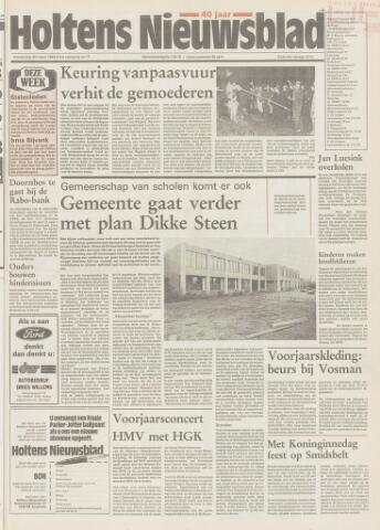 Holtens Nieuwsblad 1989-03-30