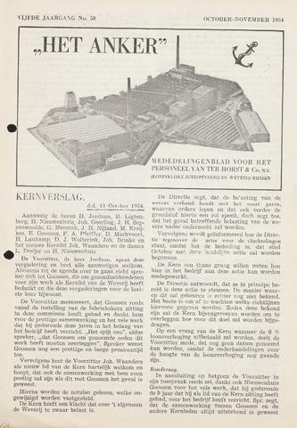 Het Anker 1954-10-01