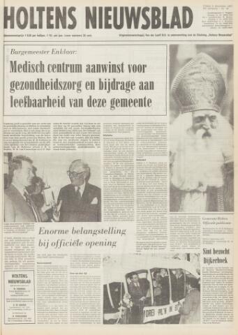 Holtens Nieuwsblad 1977-12-02