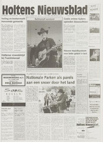Holtens Nieuwsblad 2000-08-31