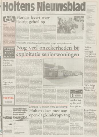 Holtens Nieuwsblad 1992-10-01