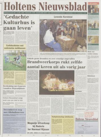 Holtens Nieuwsblad 2003-12-24