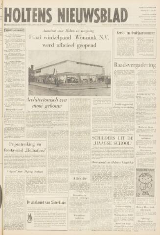 Holtens Nieuwsblad 1969-11-21