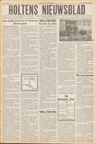 Holtens Nieuwsblad 1951-12-22