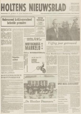 Holtens Nieuwsblad 1978-04-21