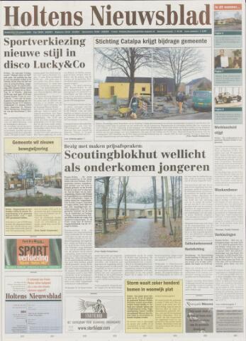 Holtens Nieuwsblad 2003-01-30