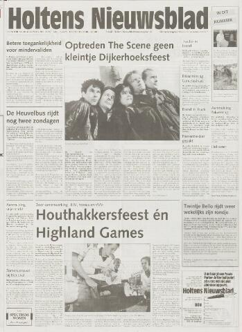 Holtens Nieuwsblad 2000-08-10
