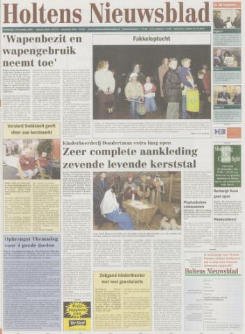 Holtens Nieuwsblad 2004-12-16
