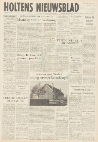 Holtens Nieuwsblad 1968-11-16