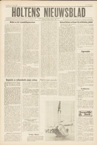 Holtens Nieuwsblad 1965-03-20