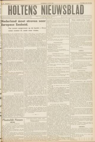 Holtens Nieuwsblad 1950-06-03