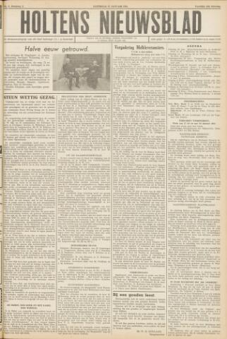 Holtens Nieuwsblad 1951-01-27