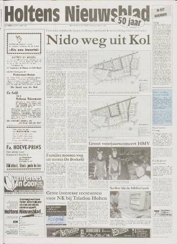 Holtens Nieuwsblad 1999-03-25