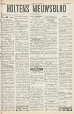 Holtens Nieuwsblad 1955-02-12