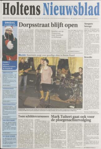 Holtens Nieuwsblad 2009-12-08
