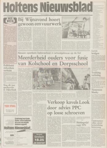 Holtens Nieuwsblad 1992-09-17