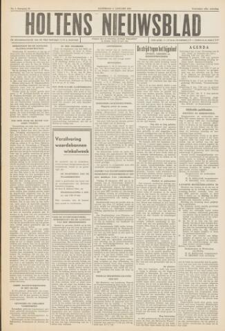 Holtens Nieuwsblad 1958-01-04