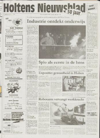 Holtens Nieuwsblad 1999-04-08