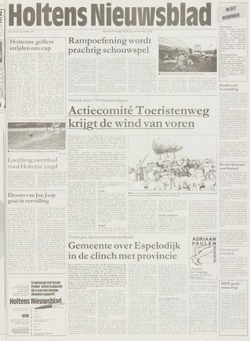 Holtens Nieuwsblad 1996-05-09