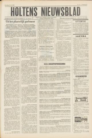Holtens Nieuwsblad 1965-07-10
