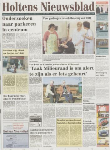 Holtens Nieuwsblad 2002-03-14