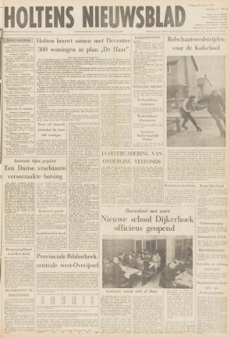 Holtens Nieuwsblad 1971-01-29