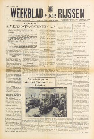 Weekblad voor Rijssen 1964-11-27