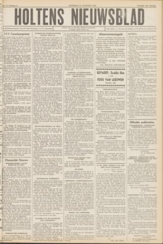 Holtens Nieuwsblad 1952-08-16