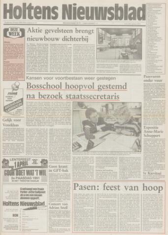Holtens Nieuwsblad 1991-03-28