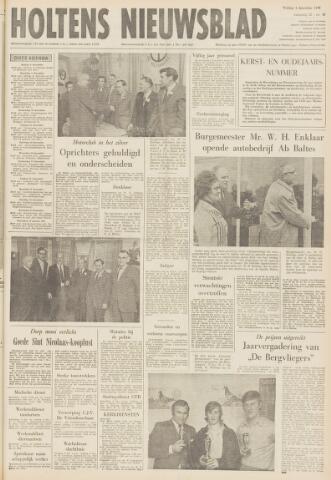 Holtens Nieuwsblad 1970-12-04