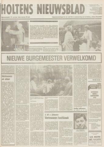 Holtens Nieuwsblad 1979-07-06