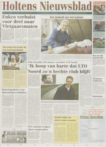 Holtens Nieuwsblad 2005-04-07