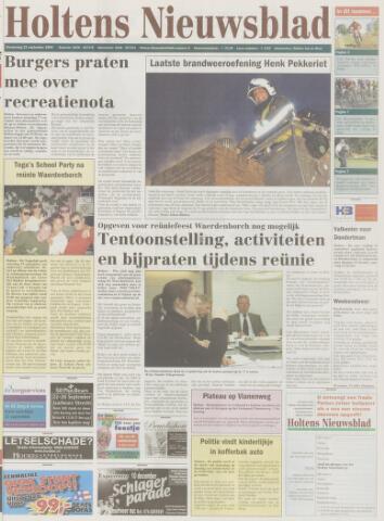 Holtens Nieuwsblad 2004-09-23