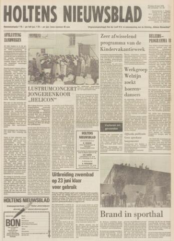 Holtens Nieuwsblad 1978-06-16