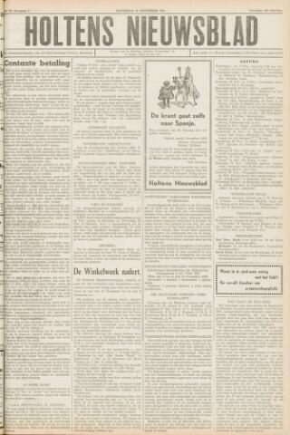 Holtens Nieuwsblad 1950-11-18